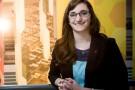 Emily Burns in Russ Engineering