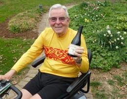 Longtime Wright State researcher, ALS activist Roger Siervogel dies at 70