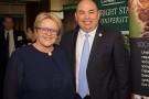Donna Schlagheck and Cliff Rosenberger