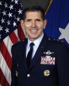 Retired Lt. Gen. C.D. Moore II