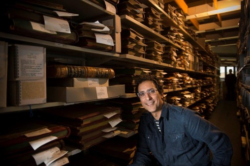Gino Pasi in the archives