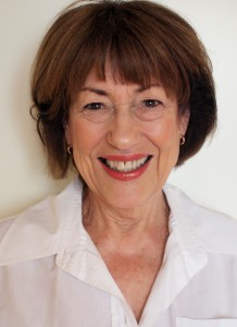 Anita Aperia headshot