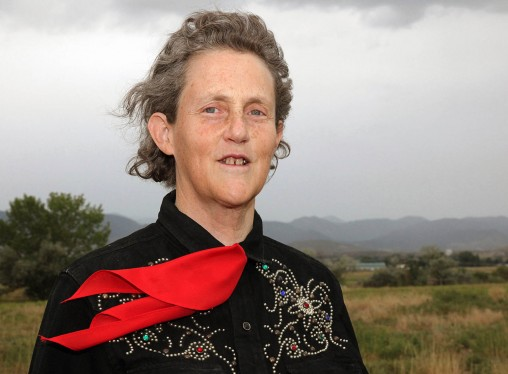 Temple Grandin portrait