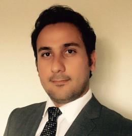 Behzad Ghanbarian portrait