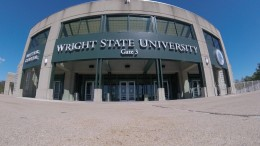The Wright State University Nutter Center