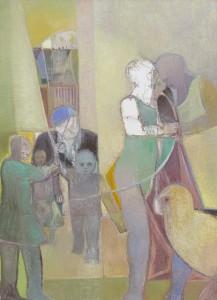 Deborah Kahn painting