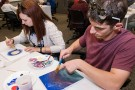 Students express creativity at event recognizing Mental Health Awareness Week