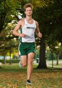Cory Miles running