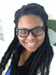 Christen Johnson is a third-year medical student at the Boonshoft School of Medicine and president-elect of the Student National Medical Association.