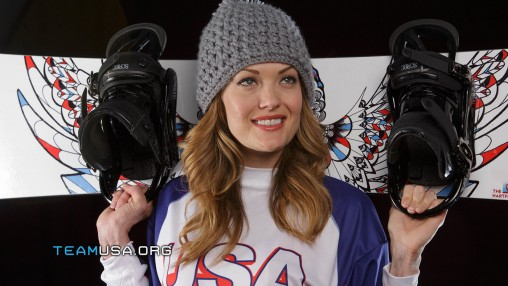 Amy Purdy is co-founder of Adaptive Action Sports, which introduces people with physical challenges to action sports.