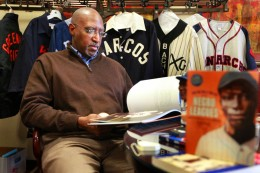 Michael Carter, an expert in the histories of Negro Leagues and Dayton baseball, is senior adviser to the president at Sinclair Community College.