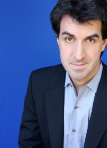 Jason Robert Brown will perform in concert on Feb. 25 at the Victoria Theatre and discuss his work with Wright State on Feb. 26 in the Creative Arts Center.