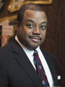 LaVaughn Henry, vice president and senior regional officer of the Cincinnati Branch of the Cleveland Federal Reserve Bank, will give the LIFT2 Symposium's lunch keynote address.