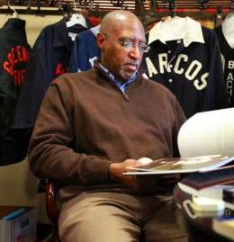 Michael Carter will discuss the Negro Leagues and Dayton baseball history on Feb. 10.