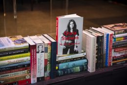 Gloria Steinem, winner of the 2015 Richard C. Holbrooke Distinguished Achievement Award