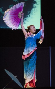 A highlight of Asian Heritage Month is Asian Culture Night: A Night of Cultural ExplorASIAN on April 16.