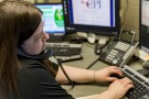 Wright State Police Department honors Emergency Communications Center operators