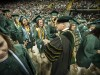 Wright State will holds its 2016 spring commencement ceremony on Saturday, April 30, at 10 a.m. in the Wright State Nutter Center. (Photo by Will Jones)