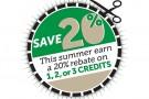 summer rebate