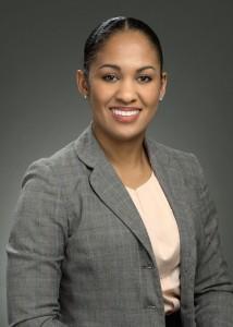 Jasmin Scott-Hawkins is a member of the Boonshoft School of Medicine class of 2016.