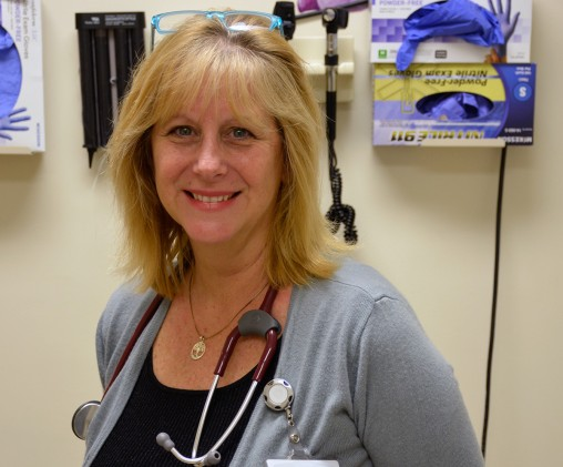 Teresa Muterspaw is a Wright State Physicians nurse practitioner at Five Rivers Health Centers Pediatrics and a graduate of the Wright State College of Nursing and Health.
