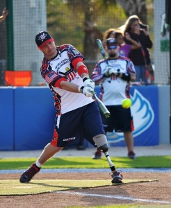 """""""Warrior Weekend"""" will feature two exhibition softball games at Wright State's Nischwitz Field on May 21 between the Wounded Warriors and two local all-star softball teams."""