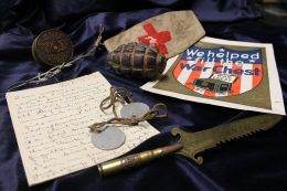 Wright State history professor helps organize exhibit on Dayton and World War I