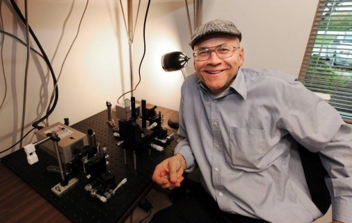 Elliott Brown, the Ohio Research Scholars Endowed Chair in Sensors Physics, co-wrote a paper that was honored by the Institute of Electrical and Electronics Engineers Microwave Theory and Techniques Society.