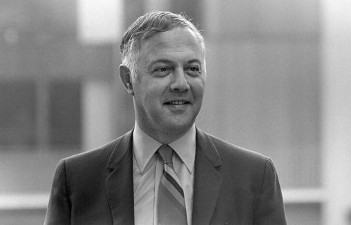 Known as an innovator with an entrepreneurial spirit, Brage Golding served as Wright State's president from 1966 to 1972.