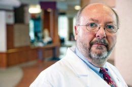 Daniel L. Swagerty Jr., M.D., will join Wright State as professor and chair of the Department of Geriatrics.