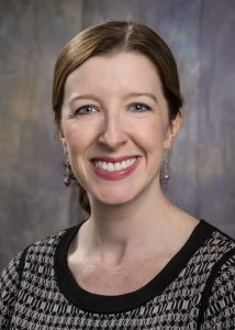 Katharine Conway, assistant professor of family medicine and director of medical education in the Department of Family Medicine at the Boonshoft School of Medicine.