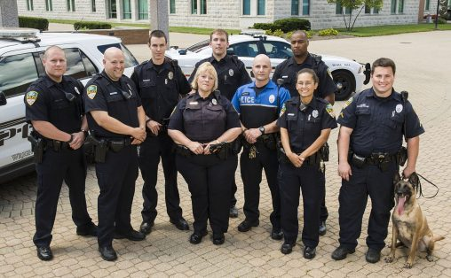 Wright State Police Department receives active shooter training