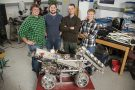 Wright State Robotics Club to compete in NASA Robotic Mining Competition