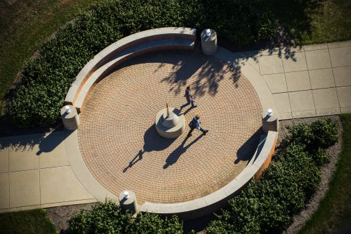 16582 Denise Robinow, Aerial Photos of Campus 10-15-15