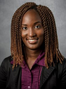 Aliane Kubwimana majored in organizational leadership with minors in biology and public health.