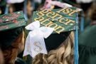 Fall 2016 commencement in photos