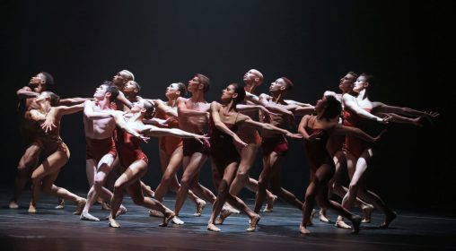 Dwight Rhoden and his Complexions Contemporary Ballet will demonstrate the synthesis of different approaches to dance with residencies and performances during the spring semester. (Photo by Bill Herbert)