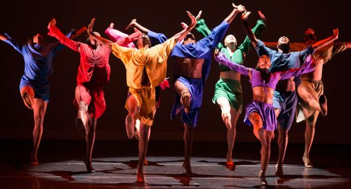 Dayton Contemporary Dance Company will perform at noon, on Feb. 7 during the Black Art Expo in Student Union Atrium, as part of Wright State's Black History Month celebration.