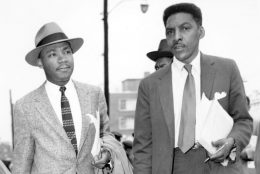 Martin Luther King Jr. and Bayard Rustin