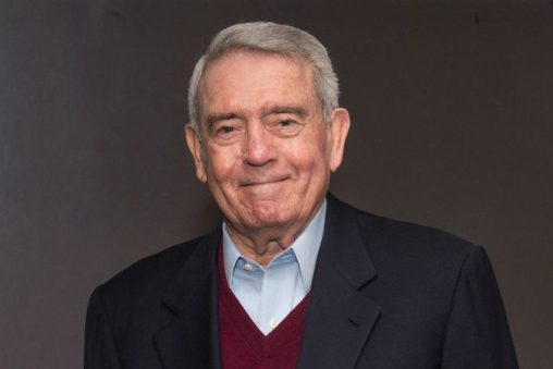 Dan Rather will lecture as part of the Honors Institute and the Presidential Lecture Series on Jan. 31 in the Wright State Nutter Center Arena.