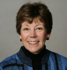 Delores Etter received her bachelor's degree and her master's degree in mathematics at Wright State.