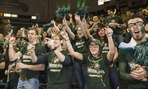 Students invited to join Rowdy Raiders Spirit Squad