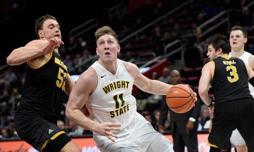 wright state university basketball