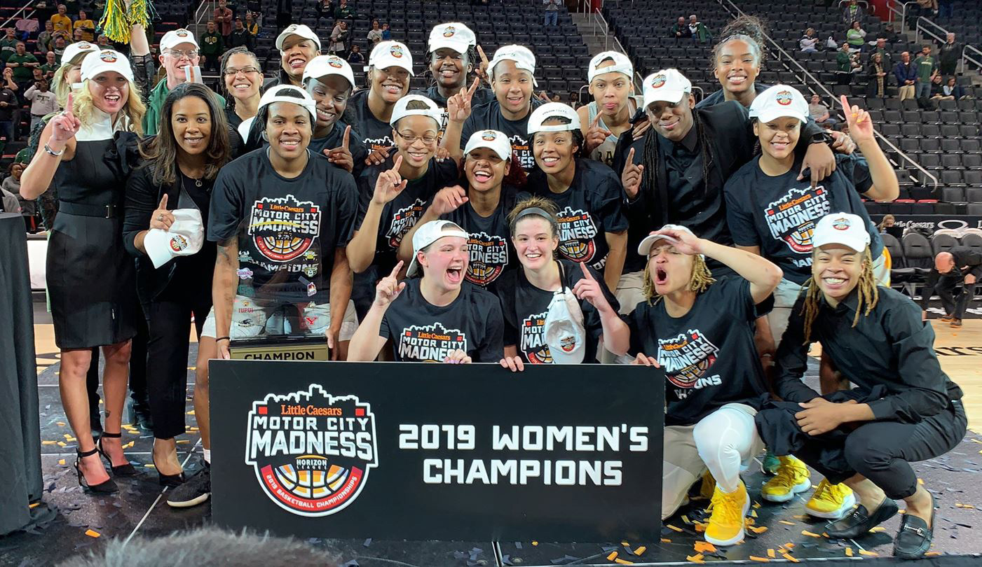 Wright State Newsroom – Wright State women's basketball crowned