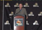 Wright State Director of Athletics Bob Grant