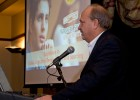 Michael Pleiman, executive vice president of Sogeti USA, speaking at the Nutter Center event on Jan. 31.