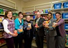 The Friendship Food Pantry at Wright State University will provide food and baby-care items to students in need.