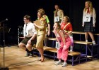 "Students perform selections from the musical ""The 25th Annual Putnam County Spelling Bee"" at ArtsGala 2010."