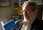 Professor Gaines reads his new book on semiotics.