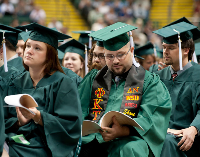 Wright State Newsroom – Wright State celebrates 73rd commencement ...